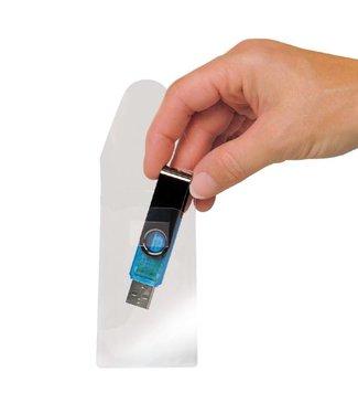 3L USB HOES 52.5X90MM SLUIT ZK 10STKS