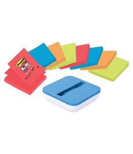 3M Post-it MEMOBLOKDISP Z-NOTE SSVALP