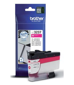 Brother INKCARTRIDGE LC-3237 ROOD