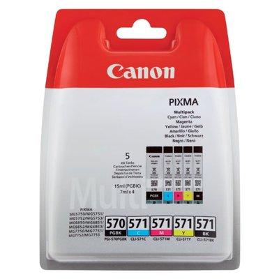 Originele Canon inktcartridges en toners