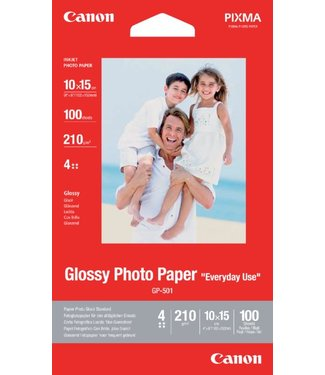 Canon FOTOPAPIER GP-501 10X15 210GR 100VEL