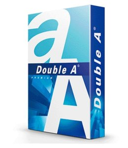 Double A KOPIEERPAPIER A4 80GR WIT 250V