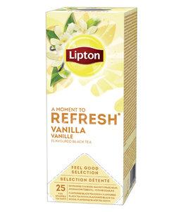 Lipton THEE REFRESH VANILLE 3X25STKS