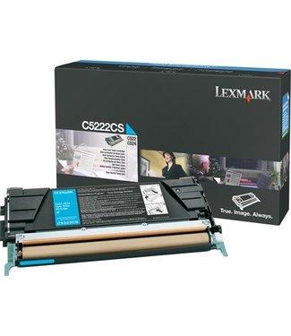 Lexmark C5220CS TONER BLAUW