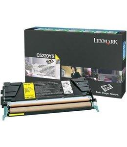 Lexmark C5220CS TONER GEEL