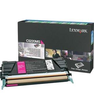 Lexmark C5220MS TONER MAGENTA