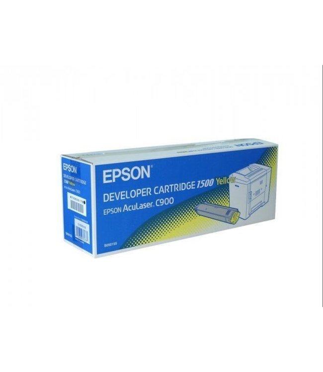 Epson C900 S050155 TONER GEEL