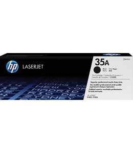 HP TONERCARTRIDGE 35A - CB435A 1.5K ZW