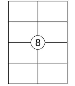 Quantore ETIKET  105X74 ())STKS