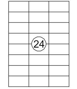 Quantore ETIKET  70X37 360STKS