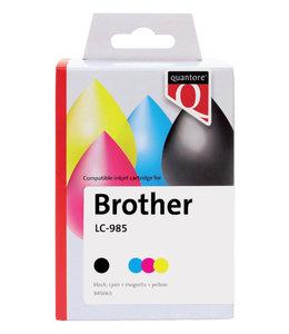 Quantore INKCART BRO LC-985 ZW 3 KL