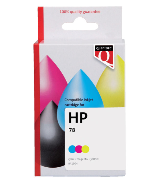 Quantore INKCARTRIDGE HP 78 - C6578A KL