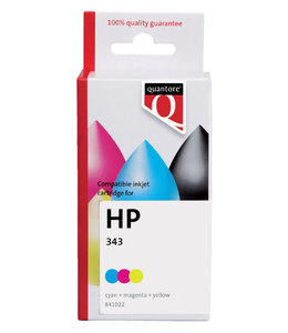 Quantore INKCARTRIDGE HP 343 - C8766EE KL