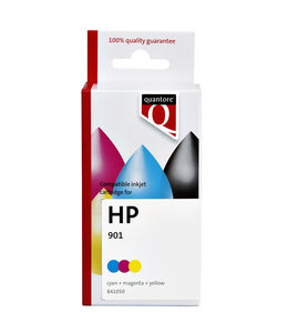 Quantore INKCARTRIDGE HP 901 - CC656AE KL