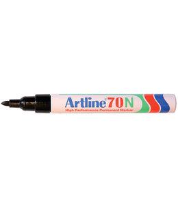 Artline VILTSTIFT 70 ROND ZW 12STKS