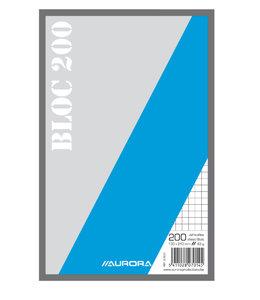 Aurora KLADBLOK 210X135MM RUIT 5X5MM 200V