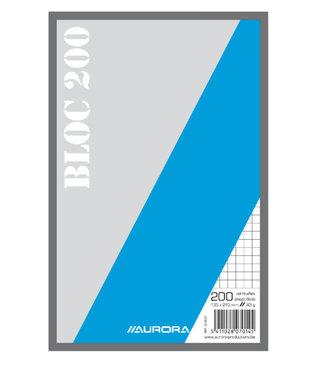 Aurora KLADBLOK 210X135MM 5X5MM 200V