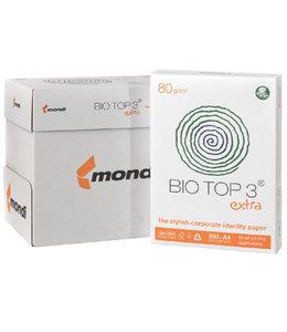 Biotop KOPIEERPAP 3 A4 80GR NAT 500V