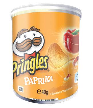 Pringles CHIPS PAPRIKA 40GR 5STKS