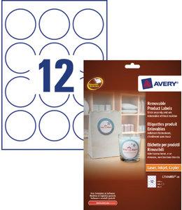 Avery ETIKET L7104REV 60MM
