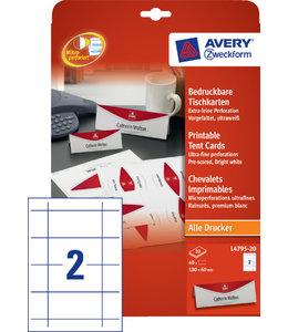 Avery TENTKRT L4795-20 180X60