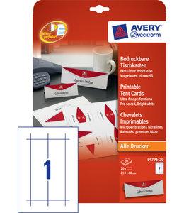 Avery TENTKRT L4796-20 210X60