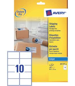 Avery ETIKET J8173-10 99.1X57
