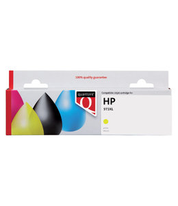 Quantore INKCARTRIDGE HP 973X - F6T83AE GEEL