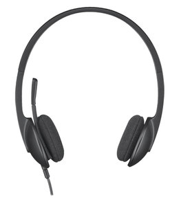 Logitech HEADSET H340 ON EAR ZW