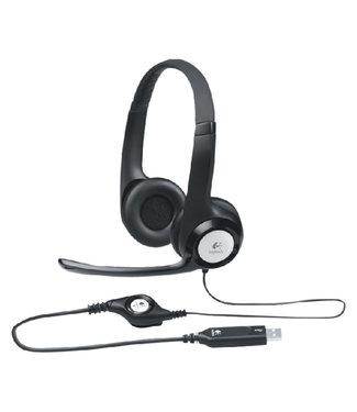 Logitech HEADSET H390 ON EAR ZW
