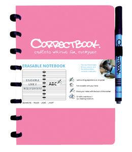 Correctbook A5 LIJN RZ