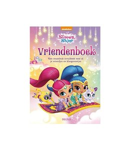 Shimmer and Shine VRIENDENBOEK SHIMMER AND SHINE
