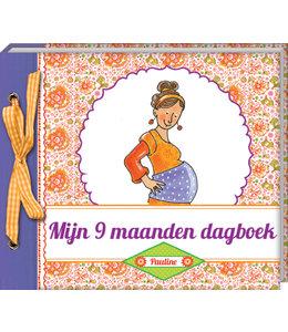 Pauline Oud INVULBOEK MIJN 9 MAANDEN