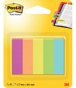 3M Post-it INDEXTABS 670/5CA CAPETOWN