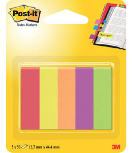 3M Post-it INDEXTABS 670/5JA JAIPUR
