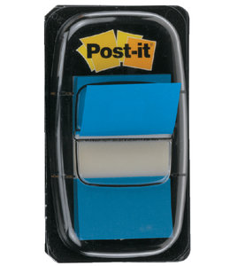 3M Post-it INDEXTABS 6802 BL