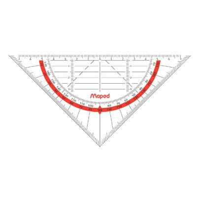 Linialen en driehoeken