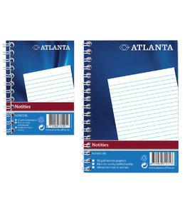 Atlanta NOTBK A2060-2 103X74MM SPIR