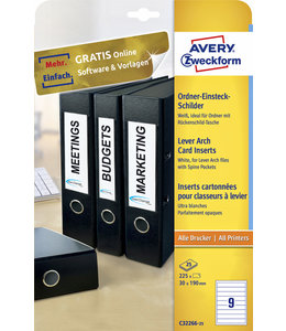 Avery Zweckform RUGETIKET C32266 30X190