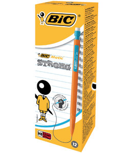Bic VULPOTL MATIC STRONG 0.9MM 12STKS