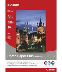 Canon FOTOPAP SG-201 A4 260GR 20VEL
