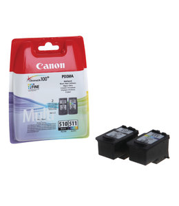 Canon INKCARTRIDGE PG-510 CL-511