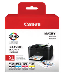 Canon INKCARTRIDGE PGI-1500XL ZW 3 KL