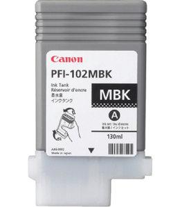 Canon INKCARTRIDGE PFI-102 MAT ZW