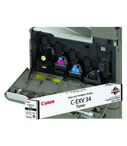Canon TONERCARTRIDGE C-EXV 34 23K ZW