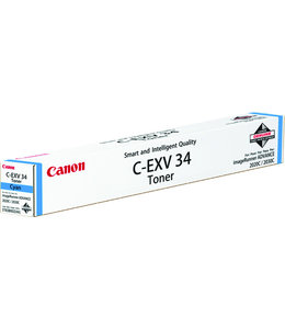 Canon TONERCARTRIDGE C-EXV 34 19K BL