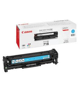 Canon TONERCARTRIDGE 718 2.9K BL