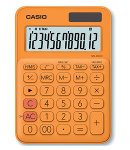 Casio REKENMACHINE MS-20UC OR