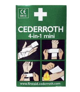 Cederroth BLOEDSTOPPER MINI VERBAND