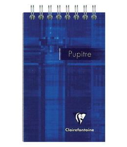 Clairefontaine NOTBK DSP 75X127 LIJN 60V